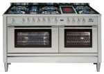 Kitchen Stove ILVE PL-150V-VG Stainless-Steel