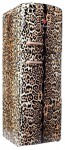 Fridge ROSENLEW RT291 LEOPARD BROWN