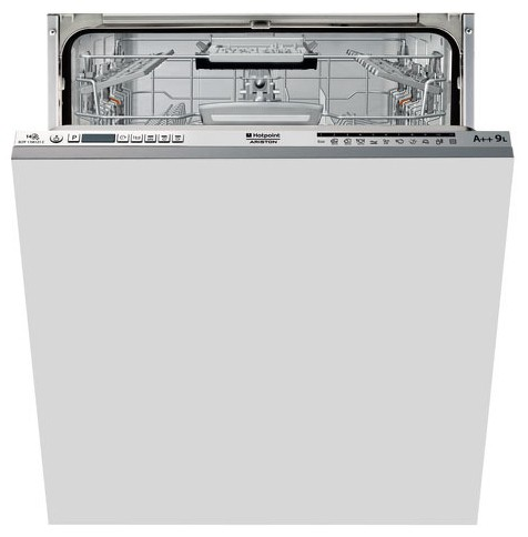 Buy online Dishwasher Hotpoint-Ariston ELTF 11M121 CL - Photo