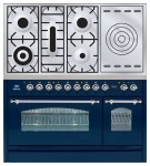 Kitchen Stove ILVE PN-120S-MP Blue