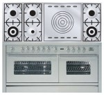Kitchen Stove ILVE PW-150S-VG Stainless-Steel