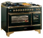 Kitchen Stove ILVE M-120FR-MP Green